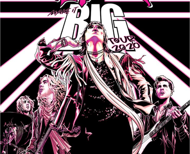 the struts big tour 2020