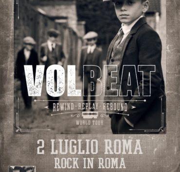 volbeat rock in roma 2020