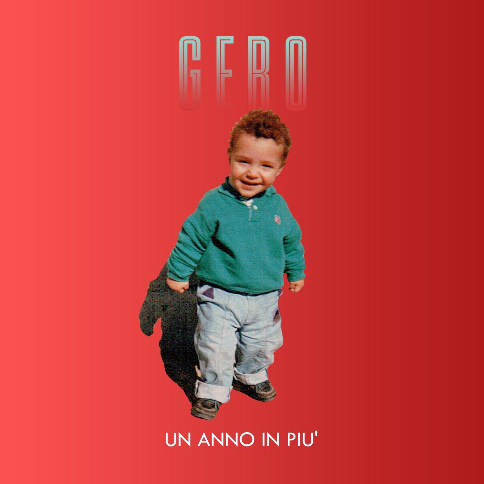 COVER ALBUM Un Anno in più GERO