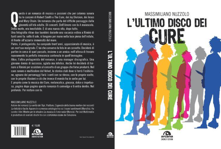 COVER LULTIMO DISCO DEI CURE