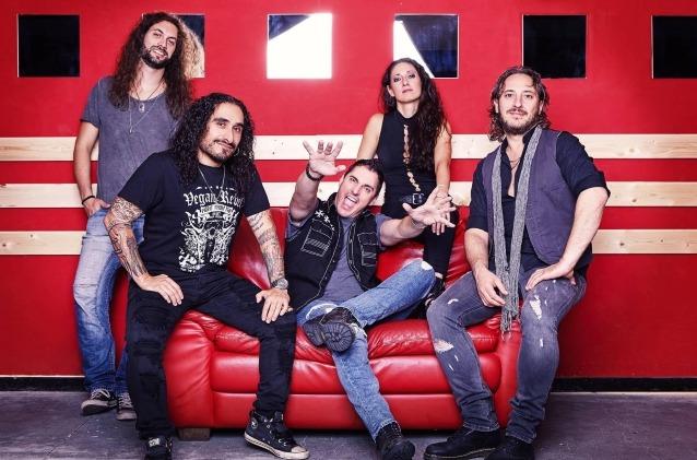 HARDLINE band 2019