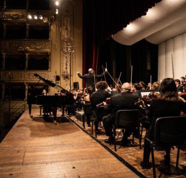 Margherita Santi Orchestra Senzaspine