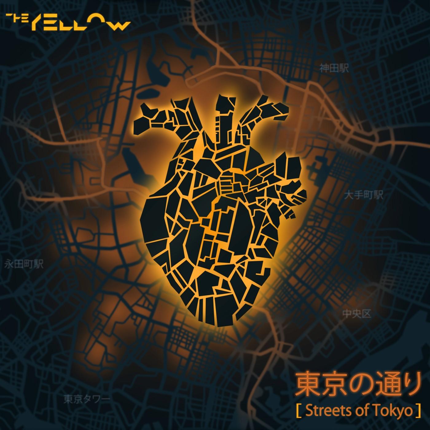 The Yellow Street of Tokyo ALBUM