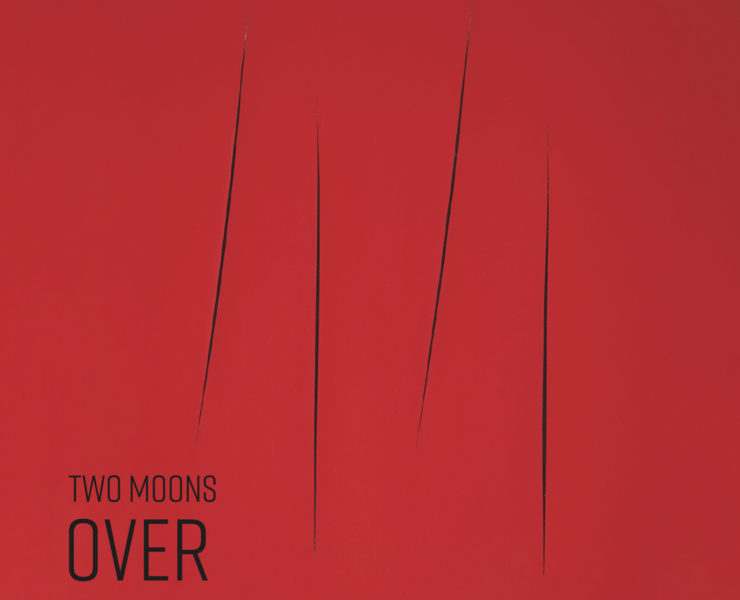Two Moons Over 1
