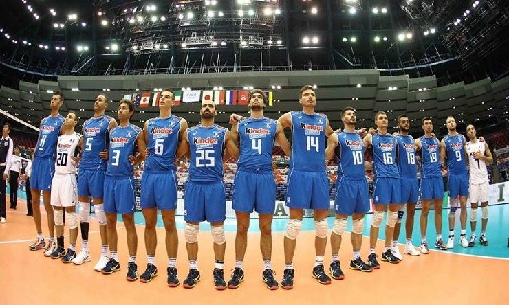 World Cup Volley torino