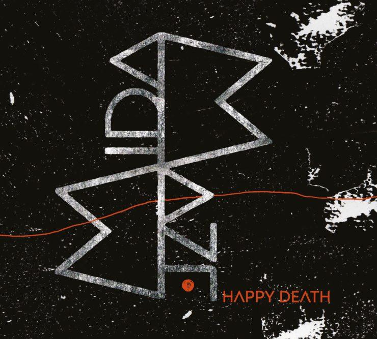 album cover Mida Maze