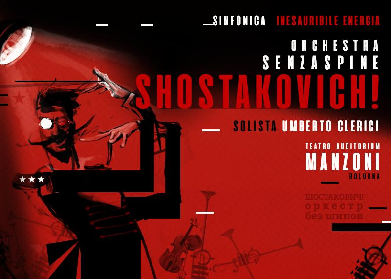 orchestra senzaspine shostakovich teatro manzoni bologna