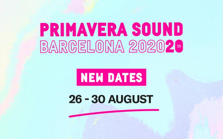 primavera sound barcellona 2020 nuove date