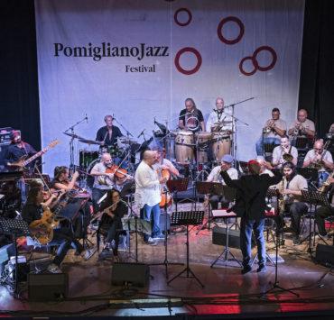 ONJ Pomigliano Jazz Festival ph © Titti Fabozzi
