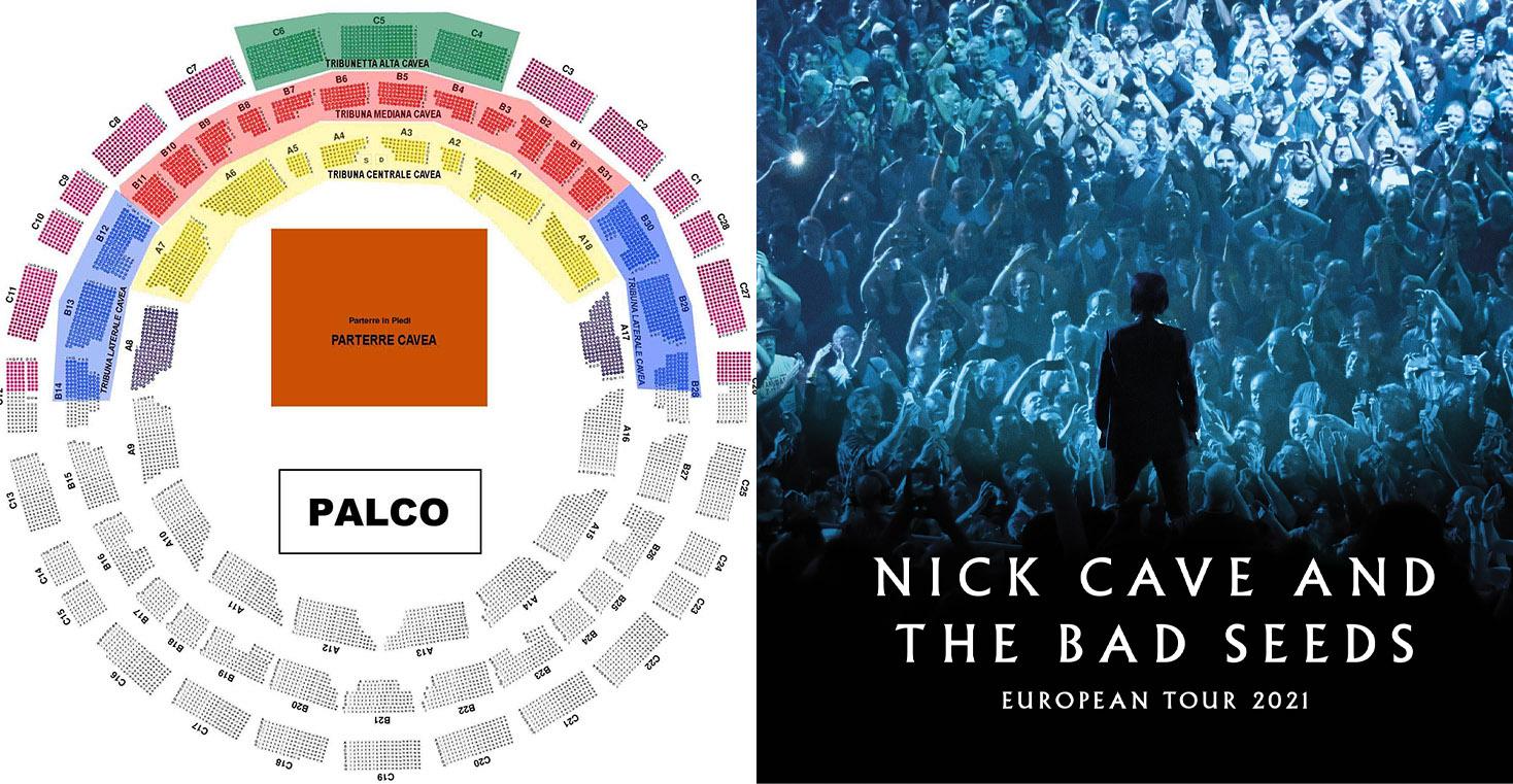 Pianta Nick Cave