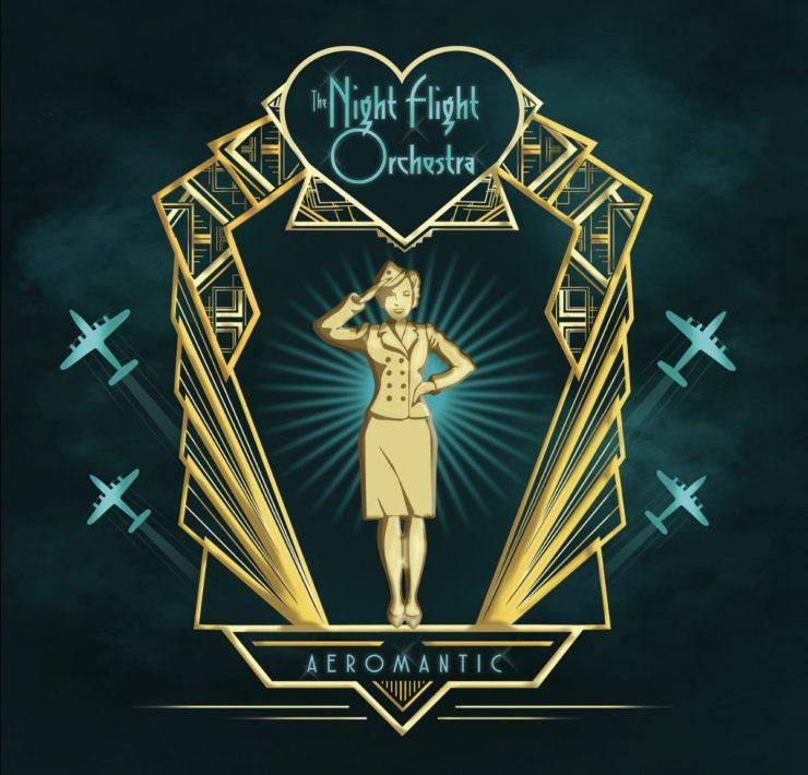 The Night Flight Orchestra album 2020 aeromantic