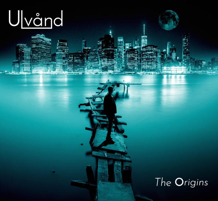 ULVAND EP DIGIPACK FRONT