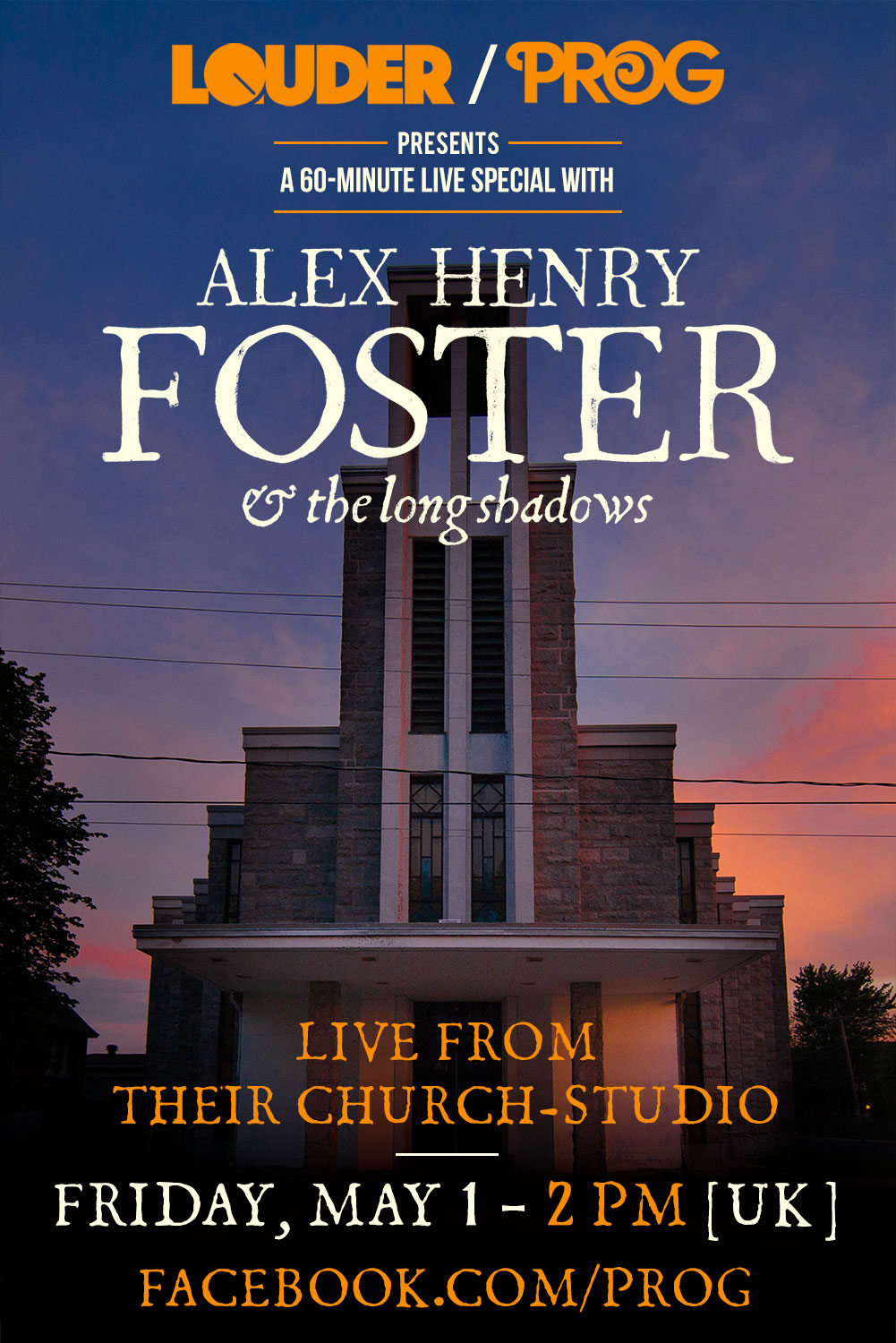 alex henry foster live special