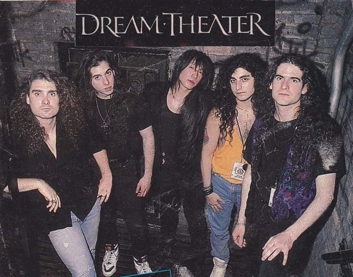 dream theater images and words 1992