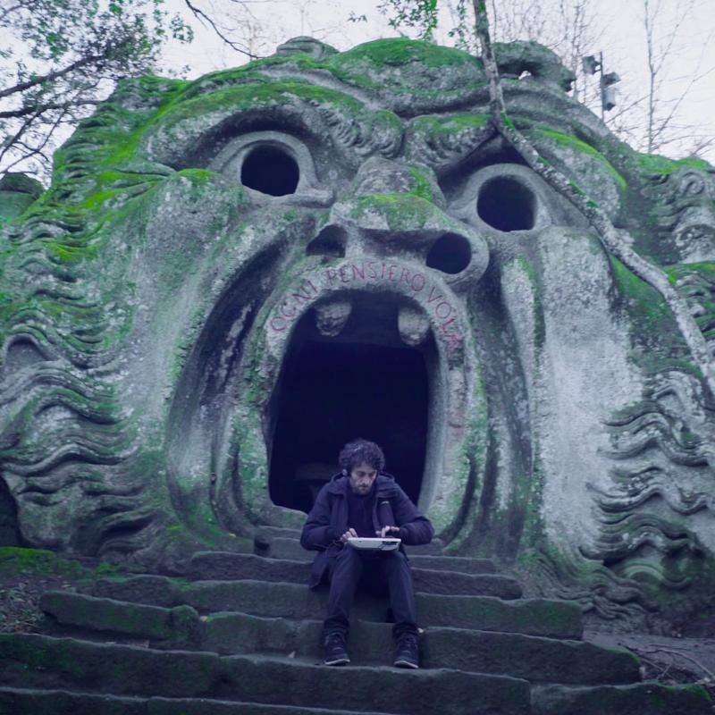 l giardino dei mostri