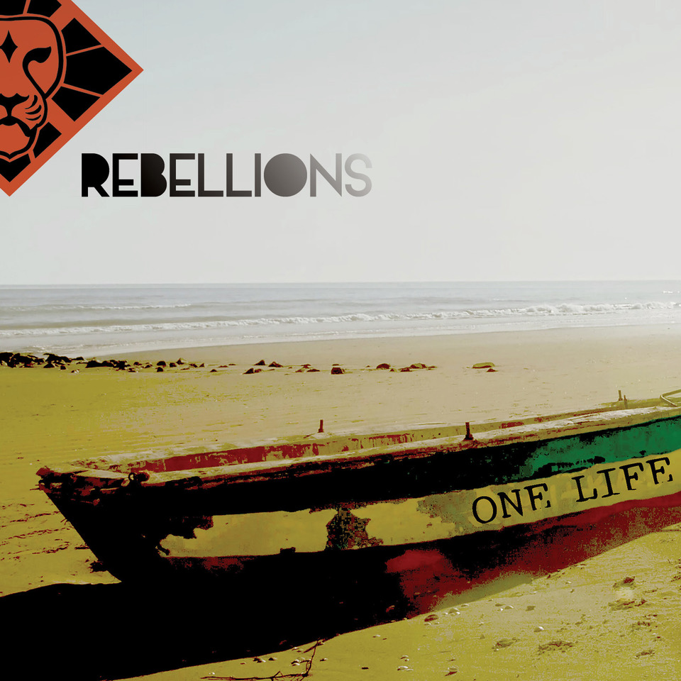 rebellions one life cover