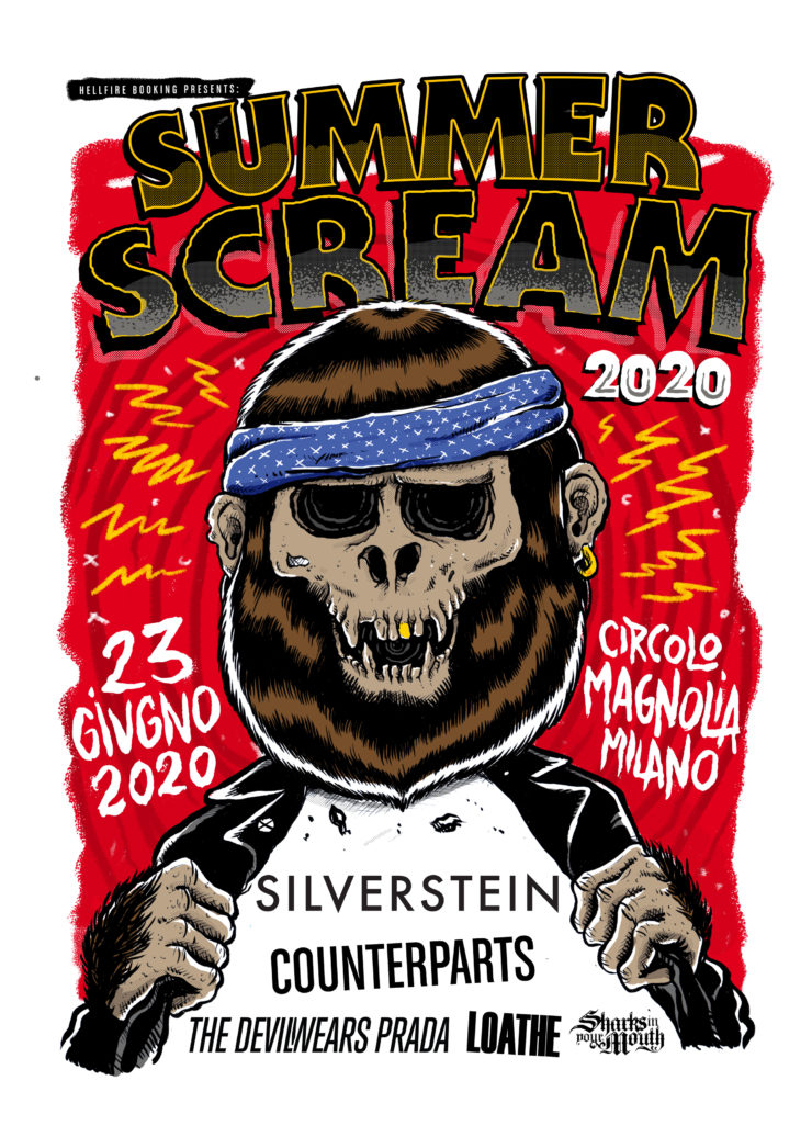 summer scream 2020
