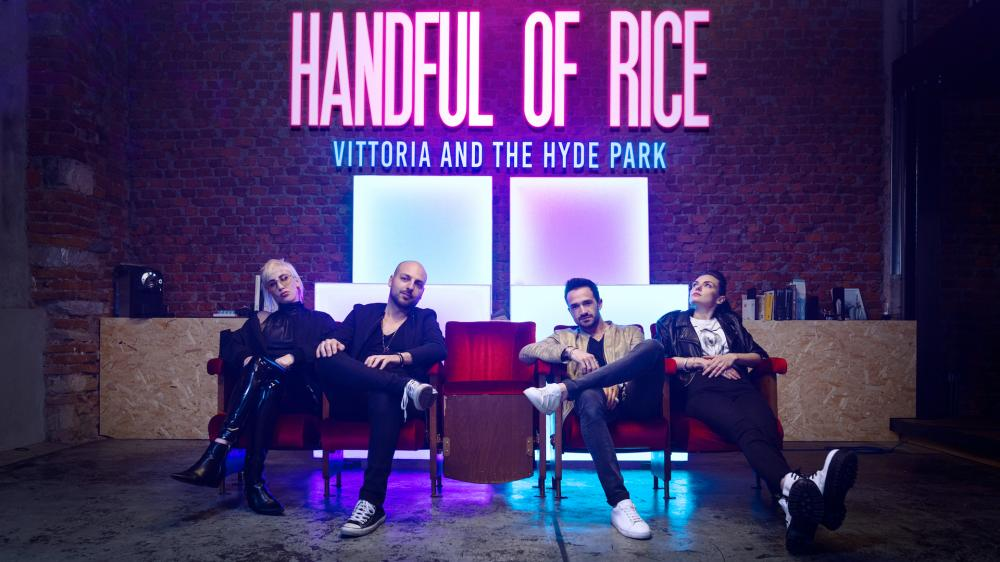 vittoria and the hyde park handful of rice