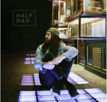 Jon Bryant Half Bad cover 1