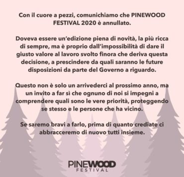 Pinewood Festival 1