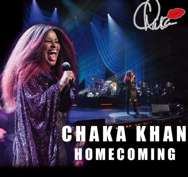 chaka khan homecoming