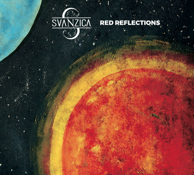 copertina Red Reflections