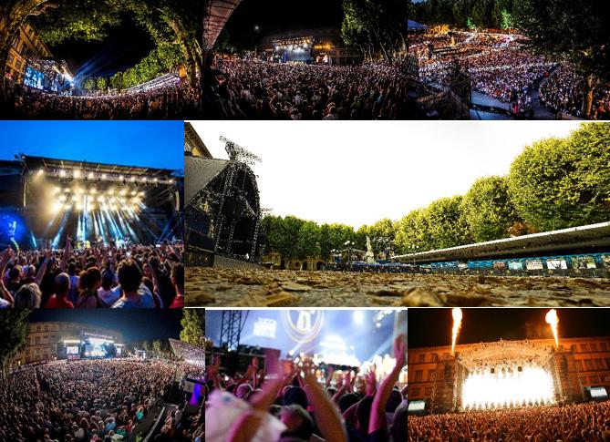 lucca summer festival 2020