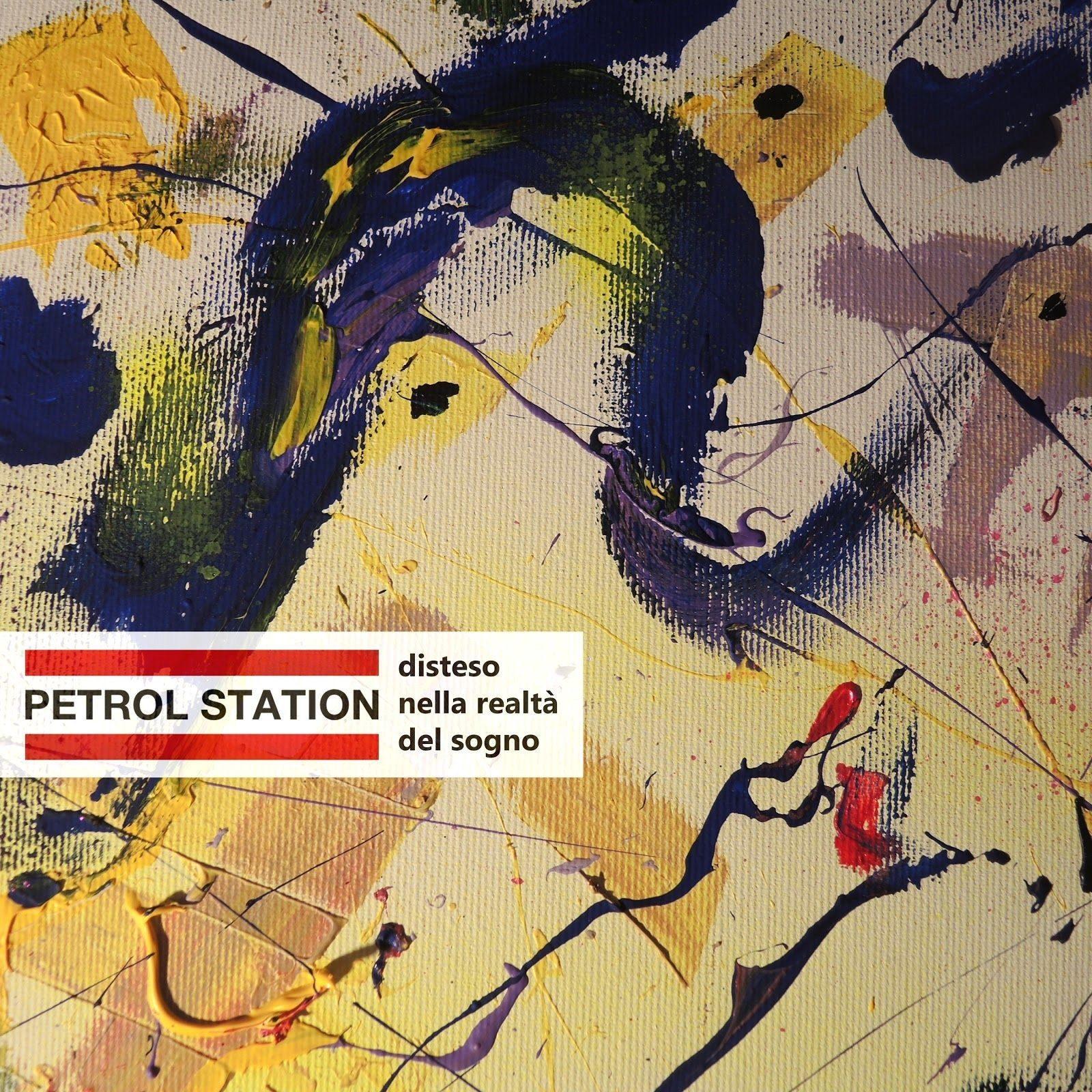 petrol station disteso nella realtà del sogno
