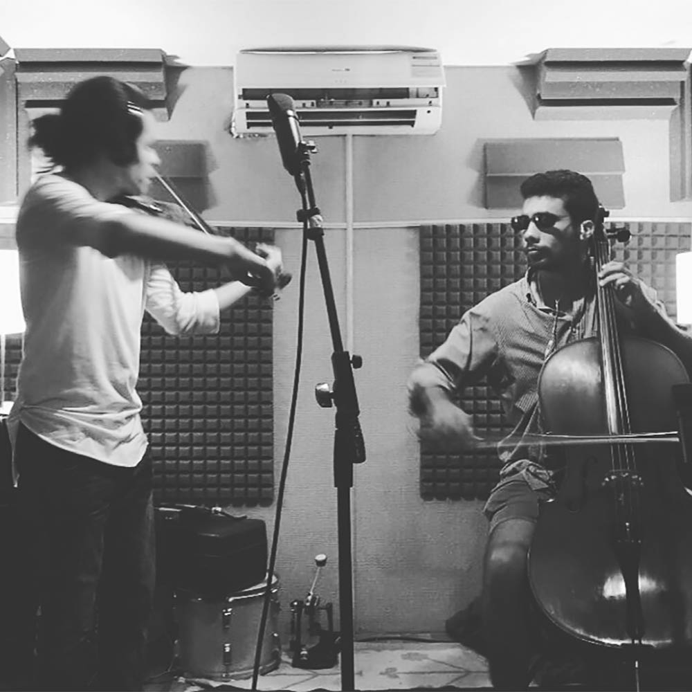 twelve band project mucis
