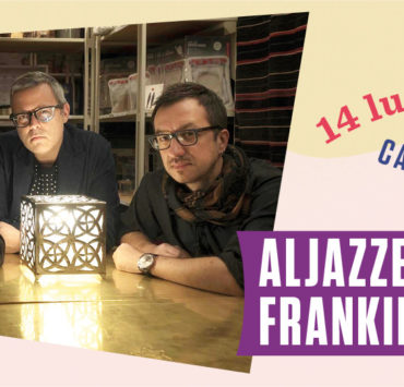 Aljazzeera ft. Frankie Hi Nrg Mc