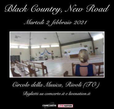 Black Countri New Road