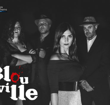 Blou Daville Blue Mama Records
