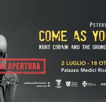 Come As You Are Cobain logo