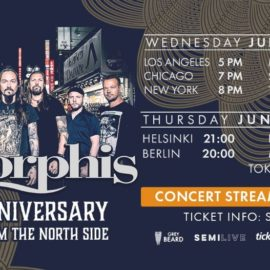 amorphis stream for the north side