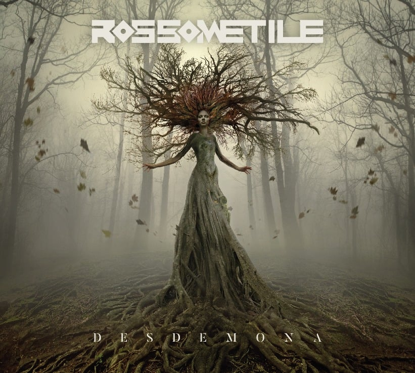 Rossometile cover Desdemona