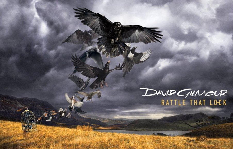 david gilmour rattle that lock