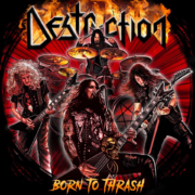 destruction born to thrash