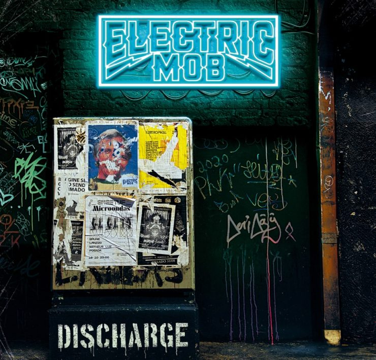 electric mob CD