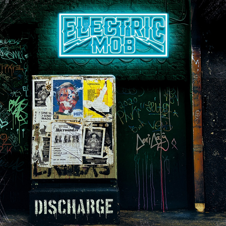 electric mob CD