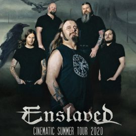 enslaved cinematic summer tour