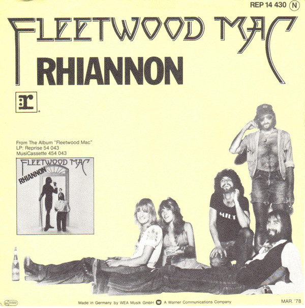 fleetwood mac rihannon