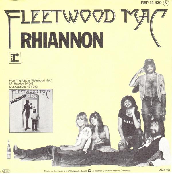 fleetwood mac rihannon