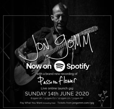 jon gomm passion flower