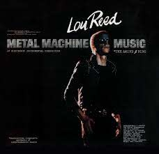 lou reed music metal machine