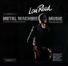 lou reed music metal machine