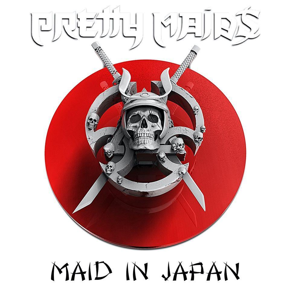 pretty maids live CD