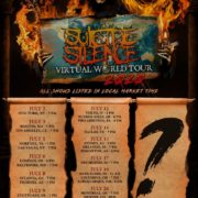 suicide silence virtual world tour