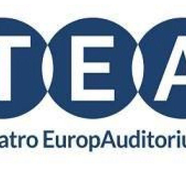 tea teatro europauditorium logo