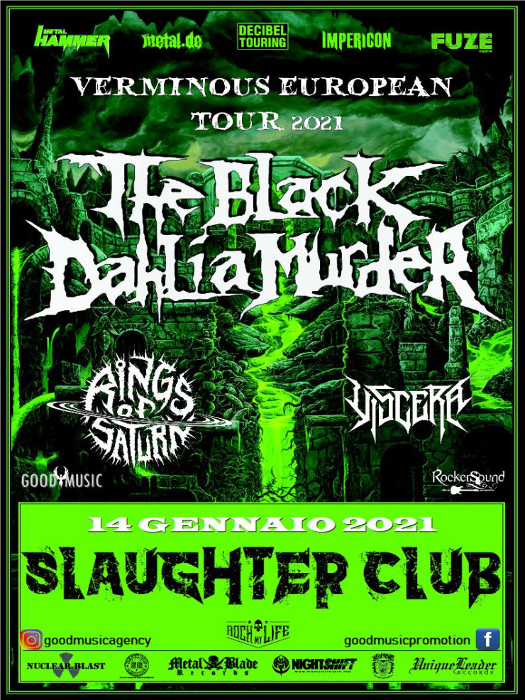 the black dahlia murder slaughter club