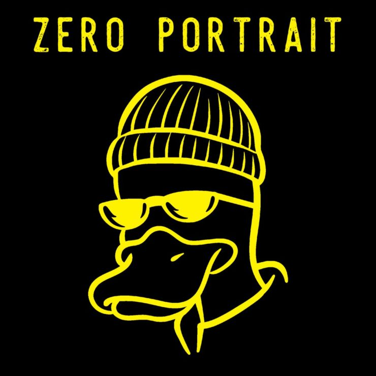 zero portrait pulp cover